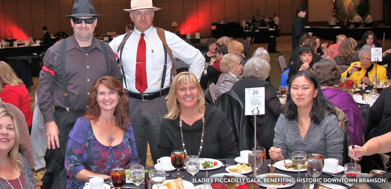 11th Annual Piccadilly Gala Comes to Branson Convention Center